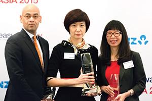 Amol Gupte, Citi, Vivian Peng, Flex Group and Xueqing Wu, Bank of China