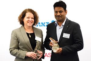 Deborah Mur, Citi and Bikash Mukherjee, Amway India Enterprises