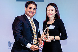 Manoj Bhatia, Citi and Lucia Wang, Sanofi