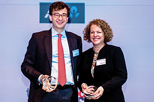 Oleg Williamson, Parker Hannifin and Deborah Mur, Citi