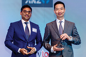 Sachin Bafna, Citi and Vincent Liu, General Electric