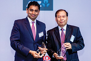 Saurabh Gupta, Citi and Joseph Chua, Lenovo