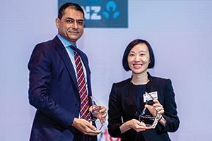 Rohit Jamwal, Citi and Fina Ching, Mars Foods Inc.