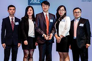 Maifeng Hu, Irene Shu, Randy Ou, Olivia Yang and Roger Chen, Alibaba Group