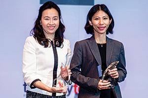 Cynthia Koh, Citi and Hooi San Tan, Intel Corporation
