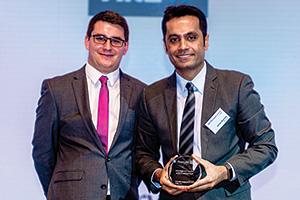 James Hayward and Ashish Bhardwaj, Microsoft