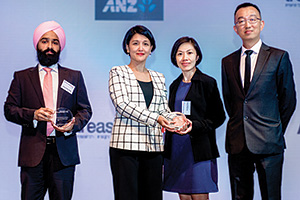 Aman Singh Chadha, Citi, Mee-Yin Soong, Ee-Ching Chang and Voon-Sang Eg, Wilhelmsen Ship Management