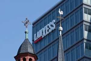 Photo of LANXESS building