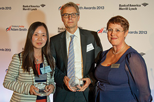 Freya Yao, Honeywell and Sebastian Bechtold, Deutsche Bank