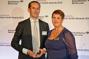 Matthew Davies, Bank of America Merrill Lynch collecting on behalf of Sheila Johnson