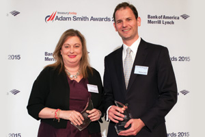 Maria Logiopoulou, Bank of America Merrill Lynch and Matthew Clarke, Intertek Group plc