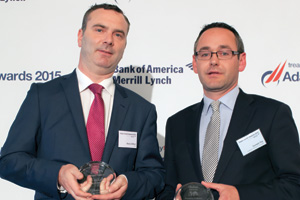 Barry Clifford, Citi and Conleth Fay, Hudson Advisors Europe Ltd