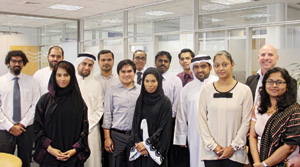 Emirates Global Aluminium PJSC Treasury Team