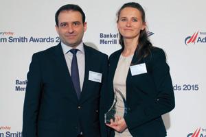 Kostas Bikos and Marlena Luczak, Microsoft