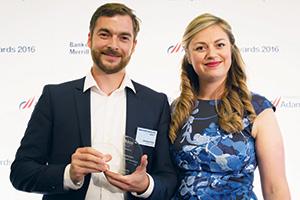 Christian Forst, adidas Group and Meg Coates