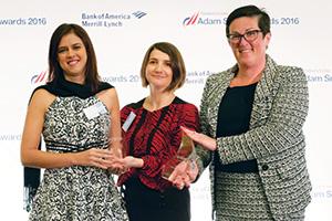 Juliana Garcia Caceres, Alessandra Segatelli, Herbalife and Mel Gargagliano, Bank of America Merrill Lynch