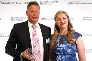 Klaas Springer, Royal FrieslandCampina and Meg Coates