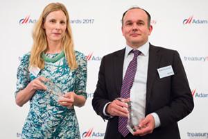 Camilla McKane, J.P. Morgan Asset Management and Alex Fiott, AstraZeneca
