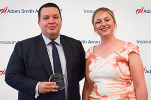 Adam Boukadida, Etihad Aviation Group and Meg Coates