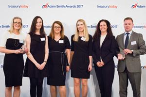 Trish Smith, Kelli-Ann Sweeney, Edel Brennan, Miriam Brosnan and Elaine Ward-Bopp, Goshawk Aviation Limited and David Nugent, Citi
