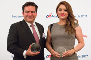 Martin Barrios, Bank of America Merrill Lynch and Luz María Chávez Alcántar, Grupo KUO