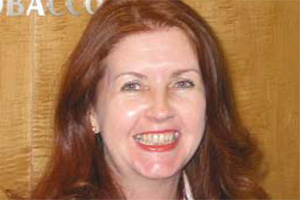Annette Owen, Global Cash and Banking Manager, British American Tobacco
