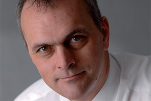 Photo of Martin Wilson, Chief Commercial Officer, VocaLink