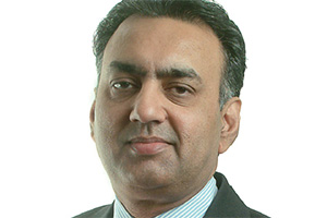 Naveed Sultan, Head of Global Transaction Services Europe, Middle East and Africa, Citi