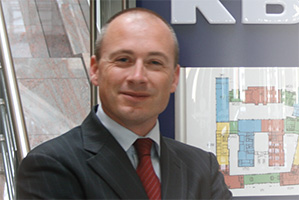 Photo of Jasper Savelkoel, General Manager Global International Cash Management, KBC