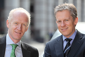 Andrew Willett, Managing Director & Colin Devo, Head of Corporate FX and Liquidity Solutions, Lloyds Banking Group