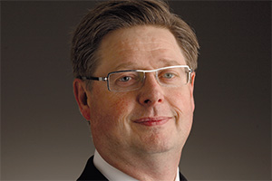Mike Verrier, Group Treasurer, Wolseley PLC