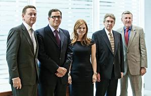 Delegates at Money Funds Talking Treasury Forum November/December 2011