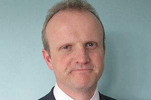 Mike Wallace, Group Treasurer, Marks & Spencer