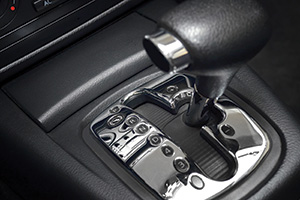 Automatic gear stick