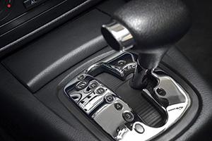 Automatic gear stick