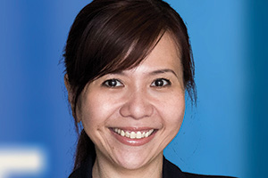 Cindy Lee, Regional Head, Treasury Asia Pacific, BASF
