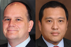 Hugo Parry-Wingfield and Kee Joo Wong, HSBC Global Asset Management