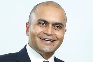Sunil Veetil, HSBC