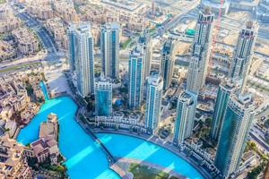 Buildings in the Emirate of Dubai