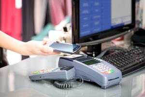 Paying using phone