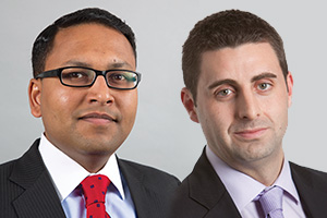 Amit Agarwal and Steven Elms, Citi
