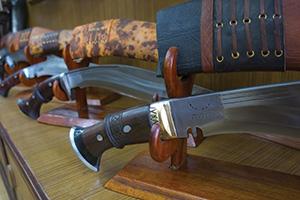 Kukri knife weapons