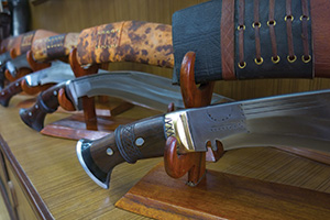 Kukri knife weapons