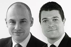David Aldred and Geoffrey Gursel, Citi
