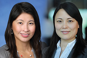 Ann Lin Khoo and Tracy Ge, Citi
