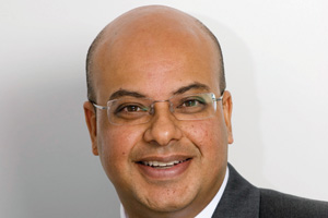 Farouk Ramzan, Head of Commercial Banking, Europe, Lloyds Bank