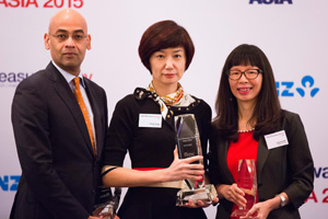 Top Treasury Team, Flex – Adam Smith Awards Asia 2015