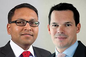 Amit Agarwal and James Lee, Citi