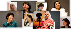 Women in Treasury Asia Forum 2016 panellists montage