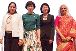 Women in Treasury Asia Forum 2016 panellists
